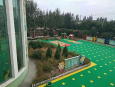 XS-XF0001悬浮拼装地板