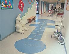 儿童乐园塑胶地板