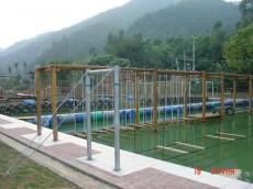 XS-DQ0002水上荡木桥