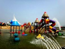 济南XS-SW0003水上滑梯