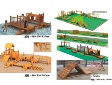 XS-TZ0001木质组合游乐设施
