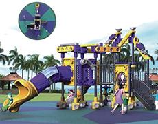 XS-JM7028最新积木系列儿童滑梯