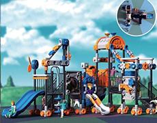 XS-JM7012最新积木系列滑梯