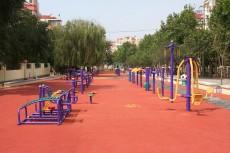 XS-JS016健身器材广场组合
