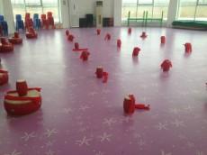 XS-儿童乐园塑胶地板铺装案例